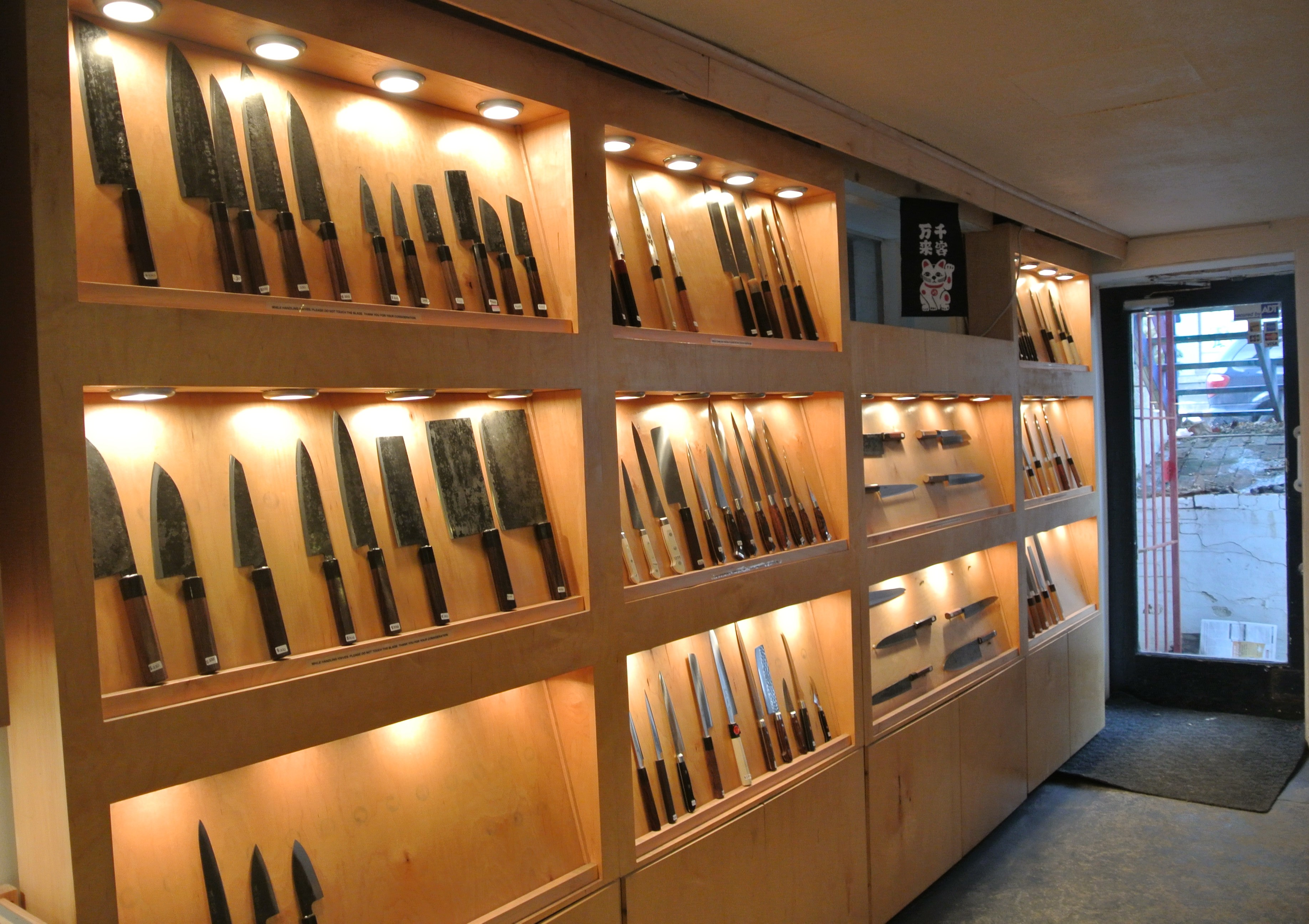 Tosho Knife Arts The Knife Shop That Connect Japanese