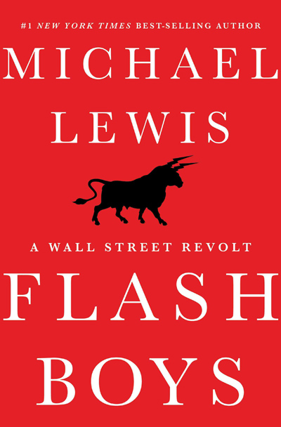 Michael Lewis's book Flash Book: A Wall Street Revolt casts Katsuyama in the leading role.
