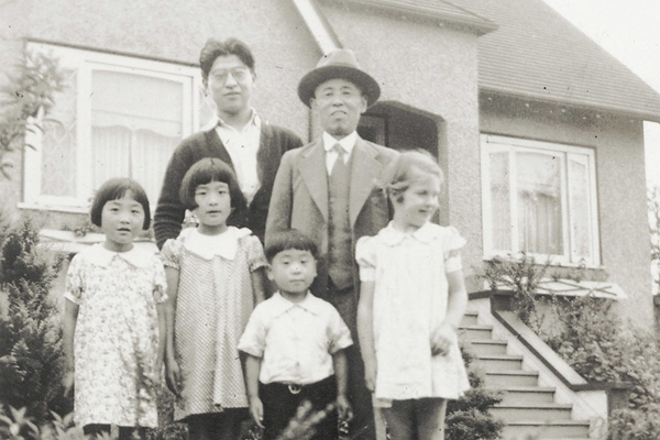 The story behind one man's letter from inside a Japanese Canadian internment camp