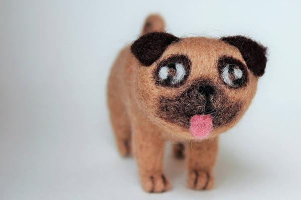 Heartfelt Pug