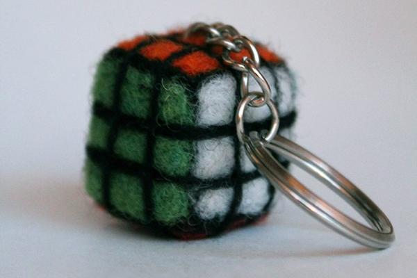 Heartfelt Rubik's Cube