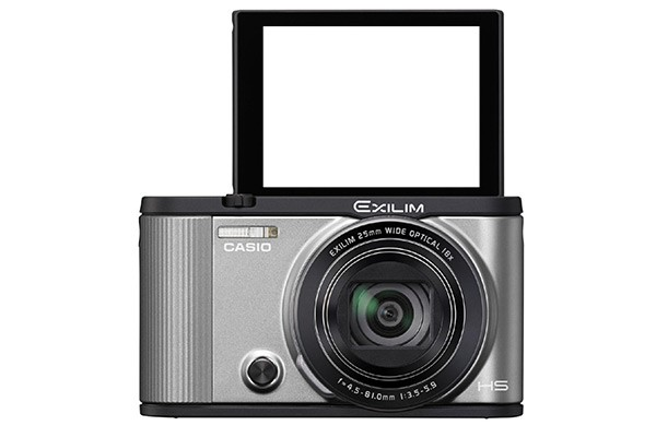 Casio taking the selfie to the next level with new camera ‹ Nikkei ...