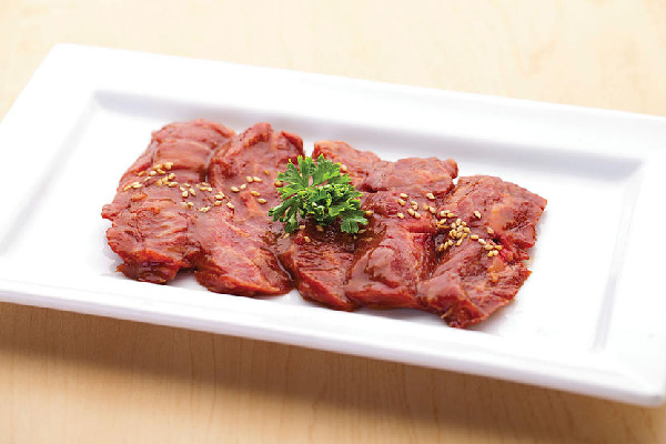 Delicious beef on offer at Gyu-Kaku. Photo courtesy: Gyu-Kaku