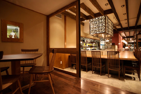 A shot of the interior of the Ootoya restaurant in New York. Photo courtesy: Ootoya N.Y.