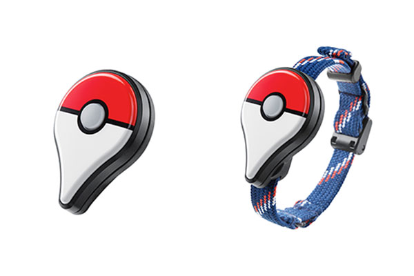 The device that will work alongside the game. Photo courtesy: The Pokemon Company
