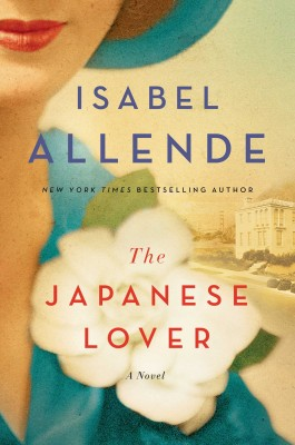The Japanese Lover is Isabel Allende's latest novel and ventures across time and conflict in this love story.