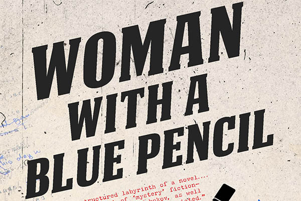 Book Review: Woman with a Blue Pencil