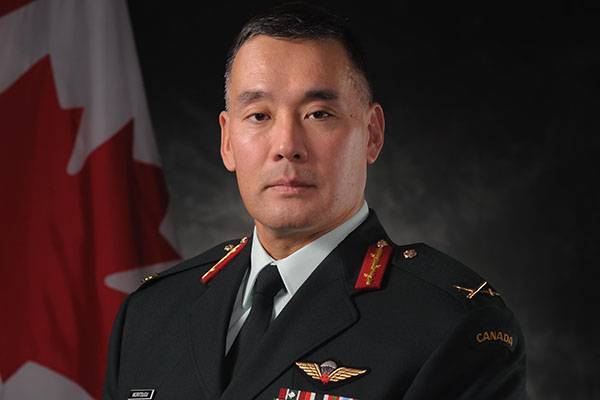 Steven Moritsugu promoted to rank of Brigadier General