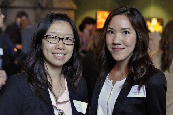 Anita Liang and Tara Wong JET Programme 2016