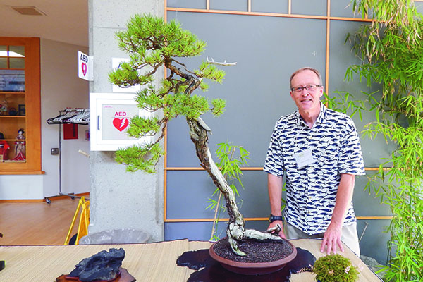 David Johnson, Toronto Bonsai Society