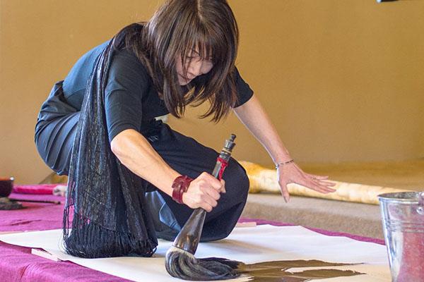 Art of Impulsivity: Etsuko Essence Inoue