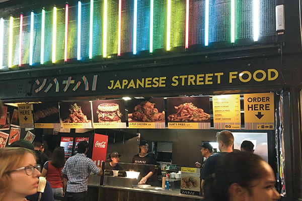 Yatai Japanese Street Food