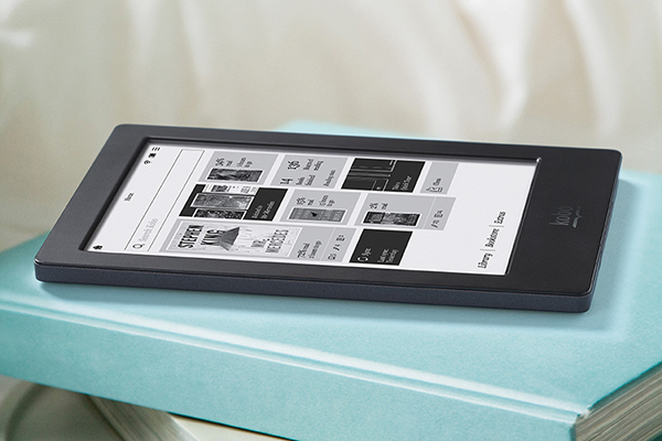 Review: The new, waterproof, Kobo Aura H2O ‹ Nikkei Voice