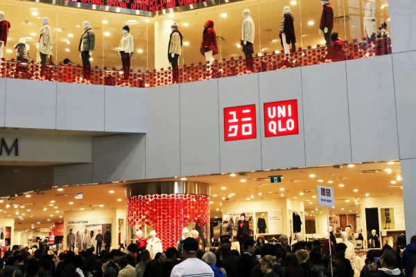 Uniqlo canada locations