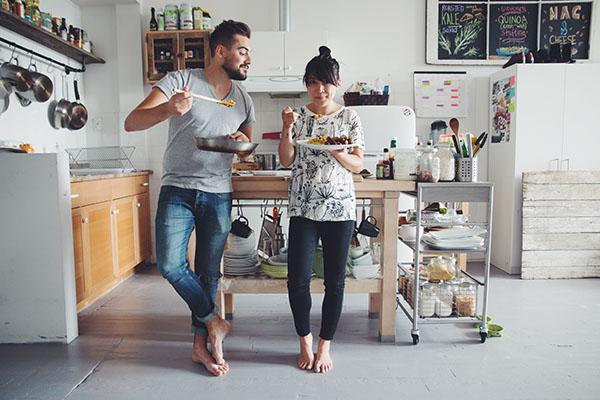 Lauren Toyota talks vegan cooking and shares her vegan yakisoba recipe
