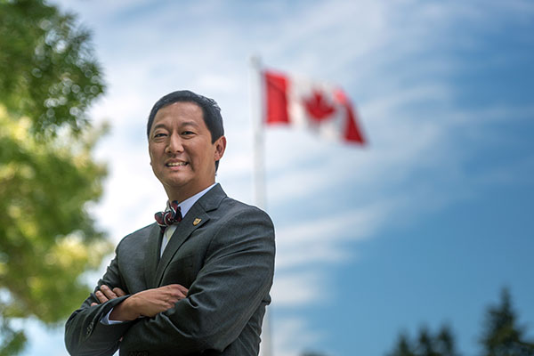 A heartfelt homecoming: Dr. Santa Ono becomes first Japanese Canadian UBC President