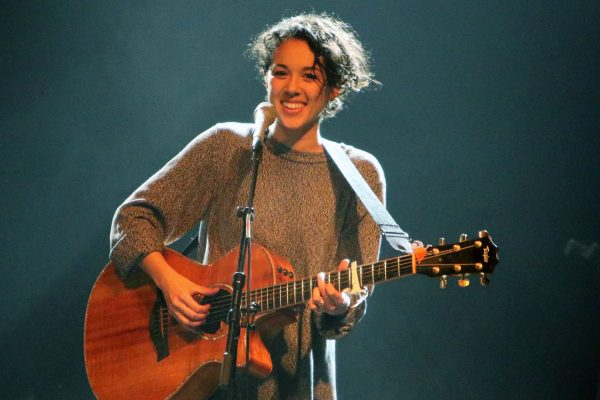 Japanese American singer Kina Grannis makes her return to the stage in Toronto