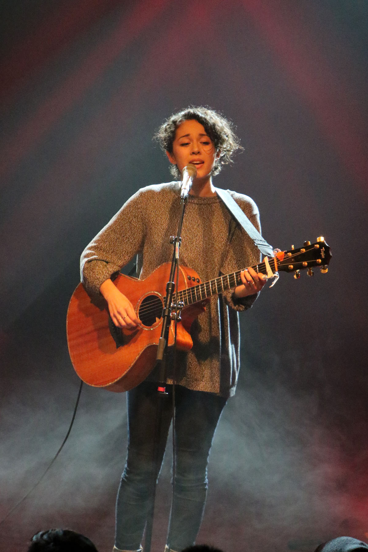 Kina Grannis graces Toronto stage
