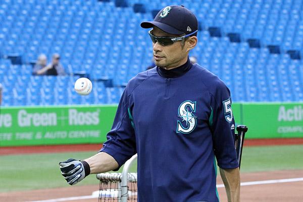 The latest buzz around baseball star Ichiro Suzuki