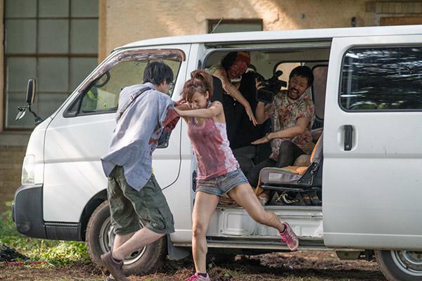 Zany zombie comedy comes to Canada
