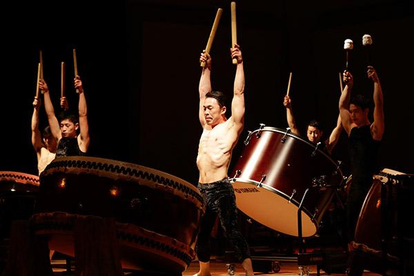 Legendary taiko troupe Kodo comes to Toronto