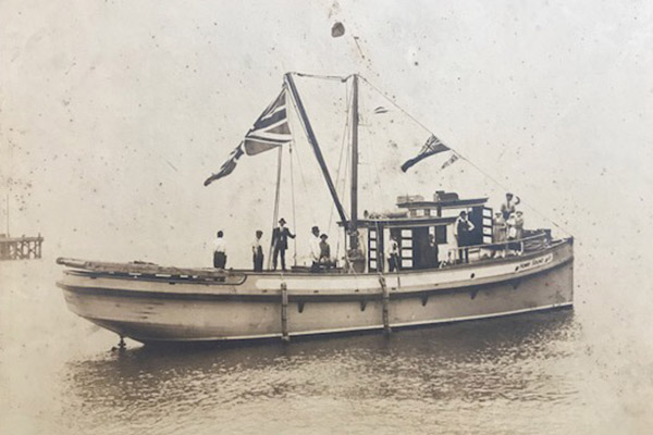 Connecting a family's lost fleet to historical documents