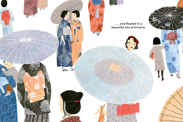Kyo Maclear's new childrens' book tells the story of a Nisei trailblazer