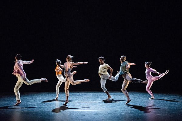 Okinawan contemporary dancer Megumi Kokuba prepares for Fall for Dance North