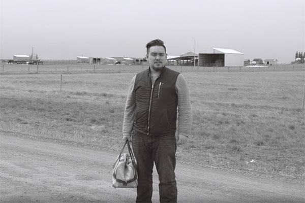 Filmmaker Kynan Gordon focuses lens on Lethbridge