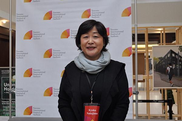 Kyoko Nakajima's award-winning novel comes to Canada