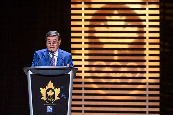 Olympic Glory: Hiroshi Nakamura inducted into the Olympic Hall of Fame