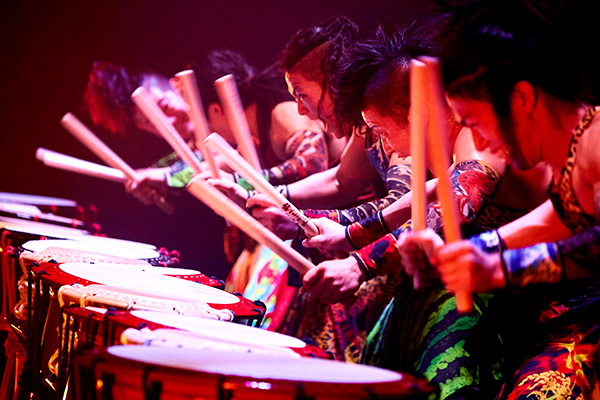 YAMATO: Drummers of Japan brings passion to the stage with North American tour