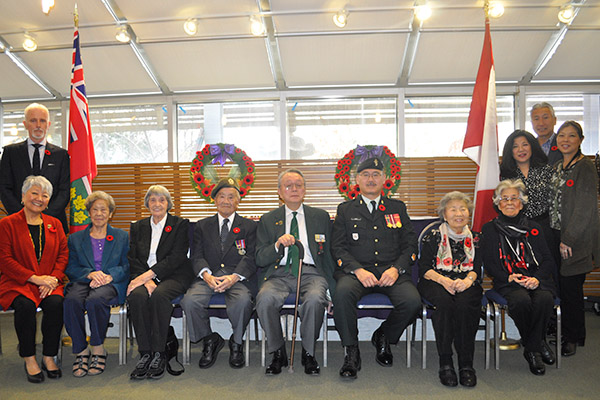Carrying on the legacy of Japanese Canadian war veterans