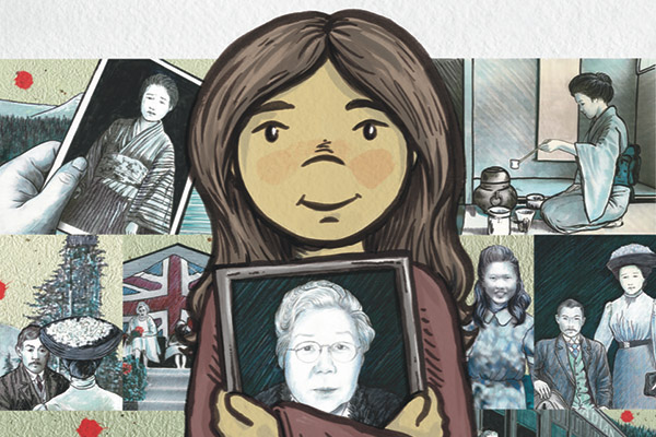 On Being Yukiko: Linking past to future